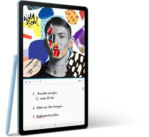 Galaxy Tab S6 Lite LTE Tablet angora blue