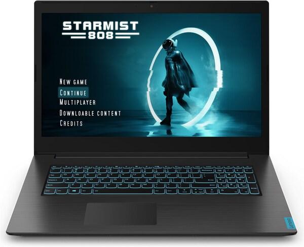 """IdeaPad L340-17IRH (81LL00CYGE) 43,9 cm (17,3"""") Gaming Notebook schwarz"""