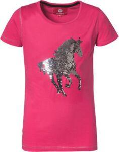 T-Shirt CALIBER mit Wendepailletten  pink Gr. 104 Mädchen Kleinkinder