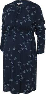 Umstandskleid dunkelblau Gr. 40 Damen Kinder