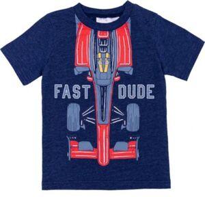 T-Shirt  dunkelblau Gr. 92 Jungen Kleinkinder
