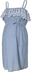 Umstandskleid blau Gr. 42 Damen Kinder