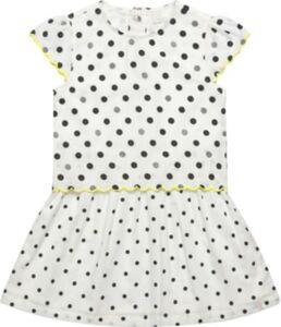 Kinder Kleid weiß Gr. 92/98 Mädchen Kleinkinder