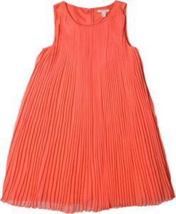 Kinder Kleid koralle Gr. 140/146 Mädchen Kinder
