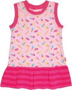 Jerseykleid rosa Gr. 92 Mädchen Kleinkinder