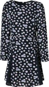 Kinder Kleid VELLA schwarz/weiß Gr. 164 Mädchen Kinder