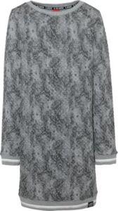 KLEID KURZ - Kleider - weiblich grau Gr. 164 Mädchen Kinder