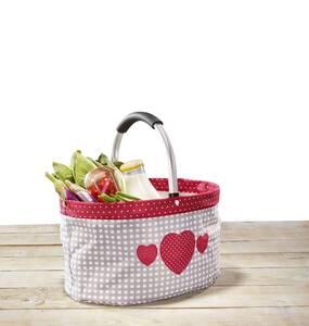Einkaufskorb Herzilein