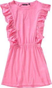 Kinder Jerseykleid pink Gr. 176 Mädchen Kinder