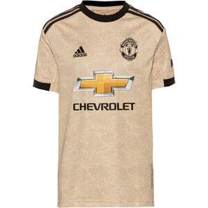 adidas Manchester United 19/20 Auswärts Fußballtrikot Kinder