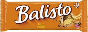 Balisto Korn Schokoriegel 9x 18,5 g