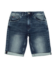 Herren Shorts im Stone Washed Look