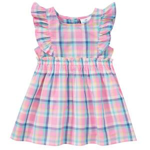 Baby Kleid im kariertem Dessin