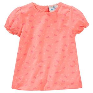Baby T-Shirt mit Ballonsaum