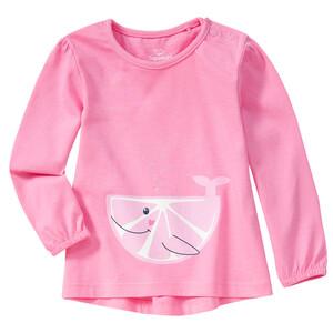 Baby Langarmshirt mit Front-Print