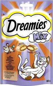 Dreamies Katzensnacks Huhn und Ente 60 g ,  60 g