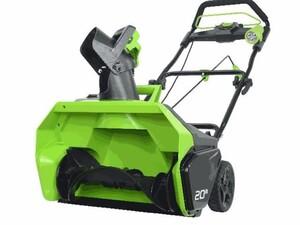 Greenworks Akku-Schneefräse 40 V | B-Ware - der Artikel wurde vom Hersteller geprüft und ist technisch einwandfrei