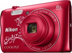Nikon Digitalkamera A300 | B-Ware - der Artikel wurde vom Hersteller geprüft und ist technisch einwandfrei