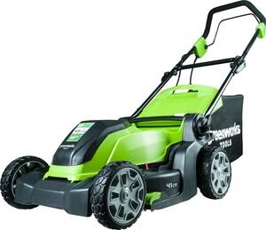 Greenworks Elektro-Rasenmäher 1.200 W | B-Ware - der Artikel ist neu - Verpackung geöffnet
