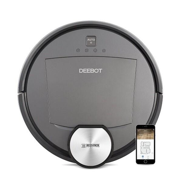 Ecovacs Saugroboter Deebot SLIM 2 | B-Ware - der Artikel wurde vom Hersteller geprüft und ist technisch einwandfrei - kann Gebrauchsspuren aufweisen