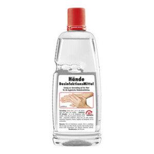 SONAX Hände-Desinfektionsmittel, 1 l
