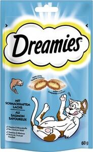 Dreamies Katzensnack Lachs 60 g ,  60 g