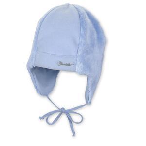 Baby Mütze zum Binden für Jungen XXL