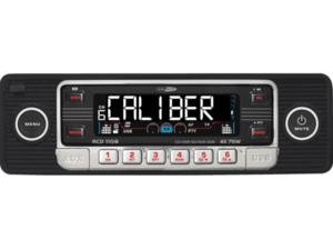 CALIBER RCD110B Autoradio