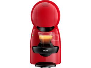 KRUPS KP1A05 Nescafé Dolce Gusto Piccolo XS Kapselmaschine in Rot/Schwarz