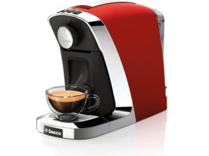 TCHIBO CAFISSIMO 300085 Saeco Cafissimo Tuttocaffè Rosso Kapselmaschine Rot