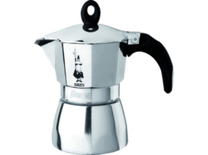BIALETTI 2154 Dama Nuova Espressokocher Silber