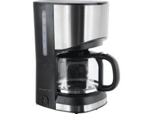 EMERIO Cme-111063 Kaffeemaschine Schwarz/Silber