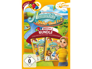 Amandas Stickerbook 1+2 [PC]