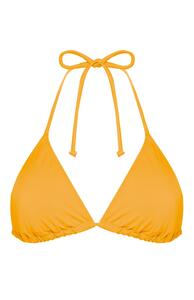 Gelbes Mix & Match Triangel-Bikinioberteil