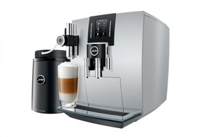 JURA Kaffeevollautomat J6 Piano White