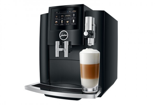 JURA Kaffeevollautomat S80 Piano Black