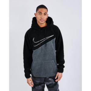 Nike Swoosh Sherpa - Herren Hoodies