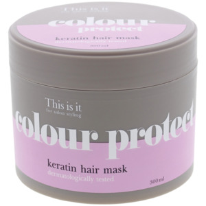 This is it Keratin Haarmaske Color Protect