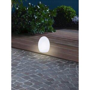 Solar-Tischleuchte Bardi Weiß