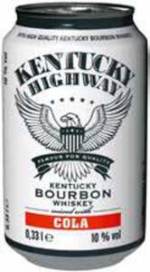 Kentucky Highway Whiskey & Cola
