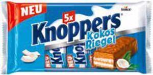 Knoppers Riegel 5er-Pack