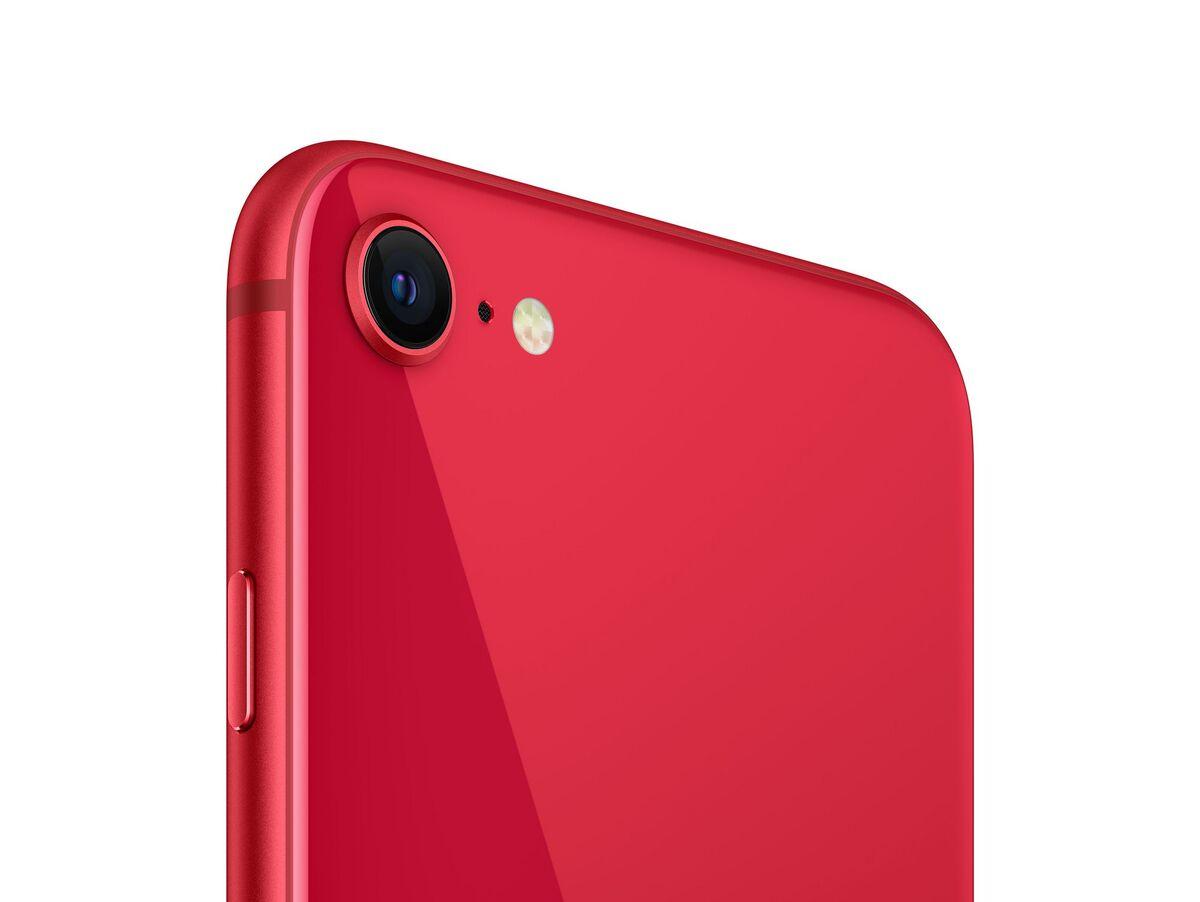 Bild 3 von Apple iPhone SE, 64 GB, (PRODUCT) Red