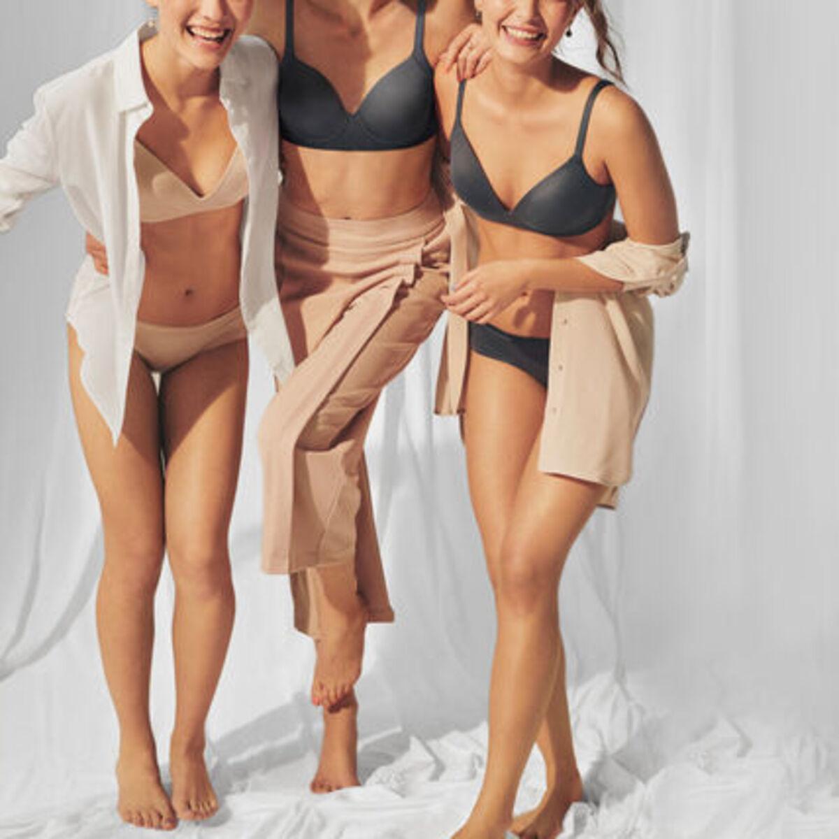 """Bild 4 von Triumph Bügel-BH """"Body Make-up Soft Touch"""", gepadded, nahtlos, für Damen"""