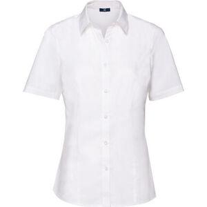 K|town Kurzärmlige Bluse, Blusenkragen, für Damen