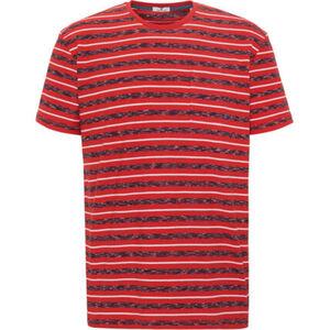 Tom Tailor T-Shirt, Streifen, Brusttasche, für Herren