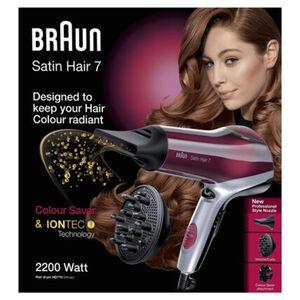 Braun Haartrockner Satin Hair 7 HD770 Diffusor