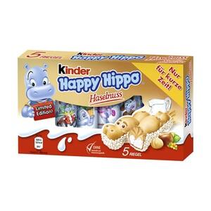 Kinder Happy Hippo jede 5er = 103,5-g-Packung