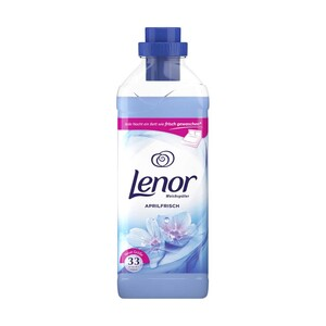 Lenor Weichspüler 29/33 Waschladungen, versch. Sorten, jede Flasche