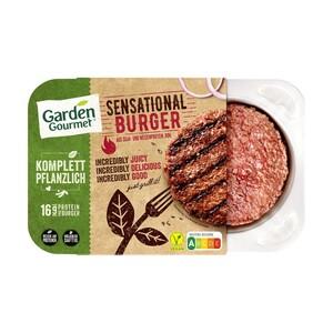 Garden Gourmet Sensational Burger oder Bratwurst jede 180/226 g-SB-Packung