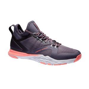 Fitnessschuhe 920 Fitness Cardio Damen violett